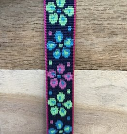 Lupine Flower Power - Collar & Leashes dog
