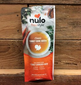 Nulo Nulo FreeStyle 2oz Grain Free Turkey Broth