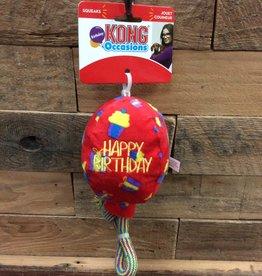 Kong Birthday Balloon Red medium