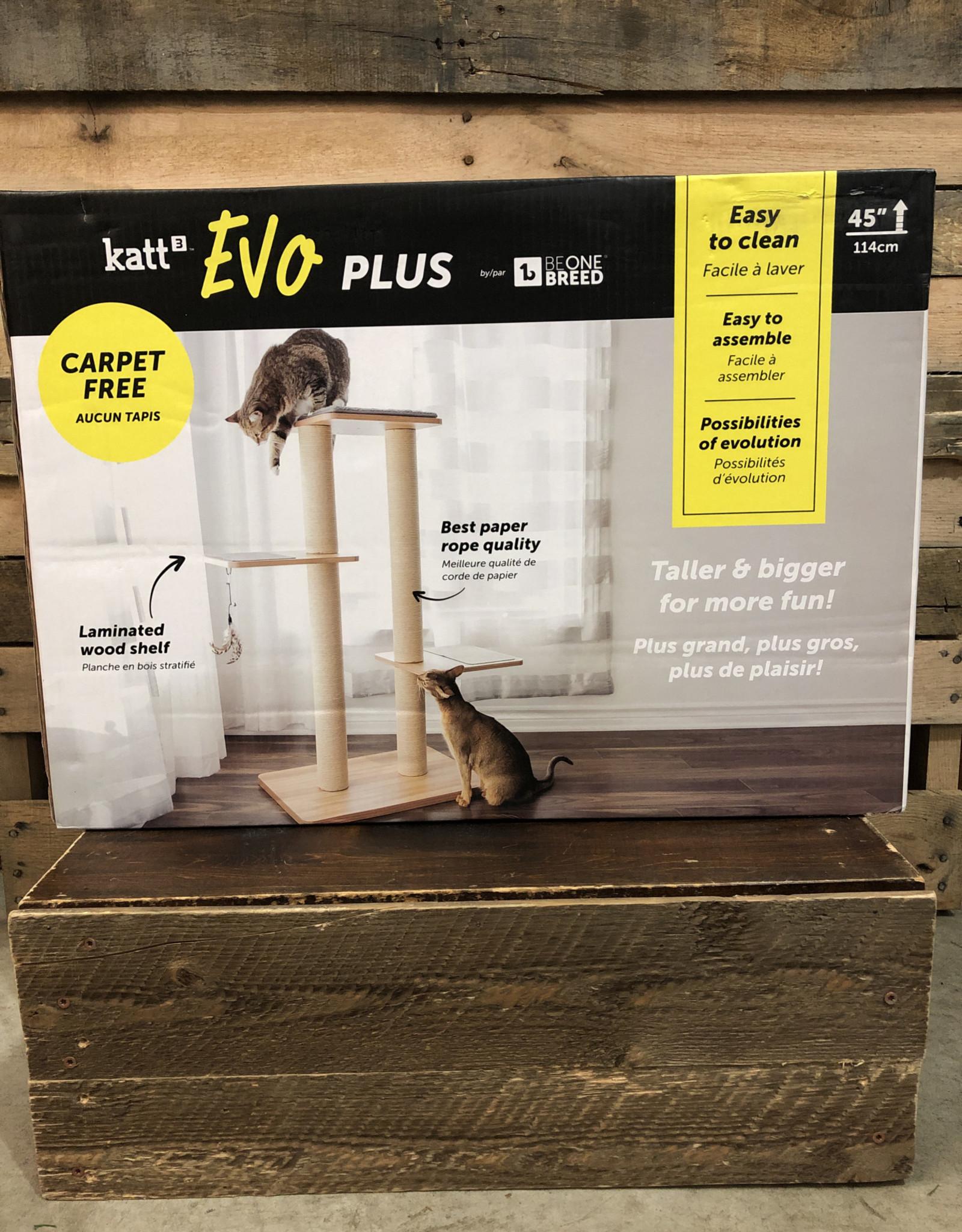 Be One Breed Be One Breed Katt3 Evo Plus - Wood