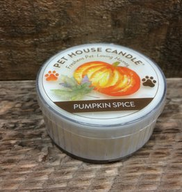 One Fur All One Fur All CANDLE-MINI-PUMPKIN SPICE 1.5oz