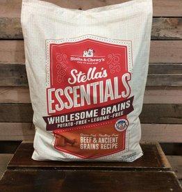 Stella & Chewys Essentials Beef & Ancient Grains 25#