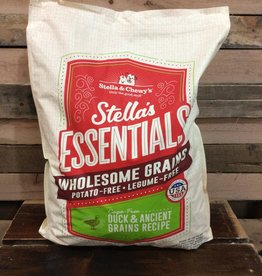 Stella & Chewys Essentials Duck & Ancient Grains 25#