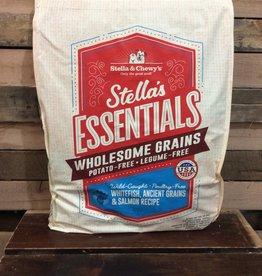 Stella & Chewys Essentials Whitefish & Salmon & Ancient Grains 25#