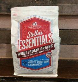 Stella & Chewys Essentials Whitefish & Salmon & Ancient Grains 3#