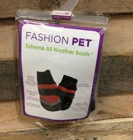Fashion Pet Extreme Boots XXX Small