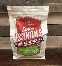 Stella & Chewys Essentials Duck & Ancient Grains 3#