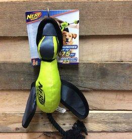 NERF Hagen Nerf Dog Trackshot Launcher Duck