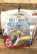 FARM TO PAWS Farm to Paws BEEF KNUCKLES 3PK