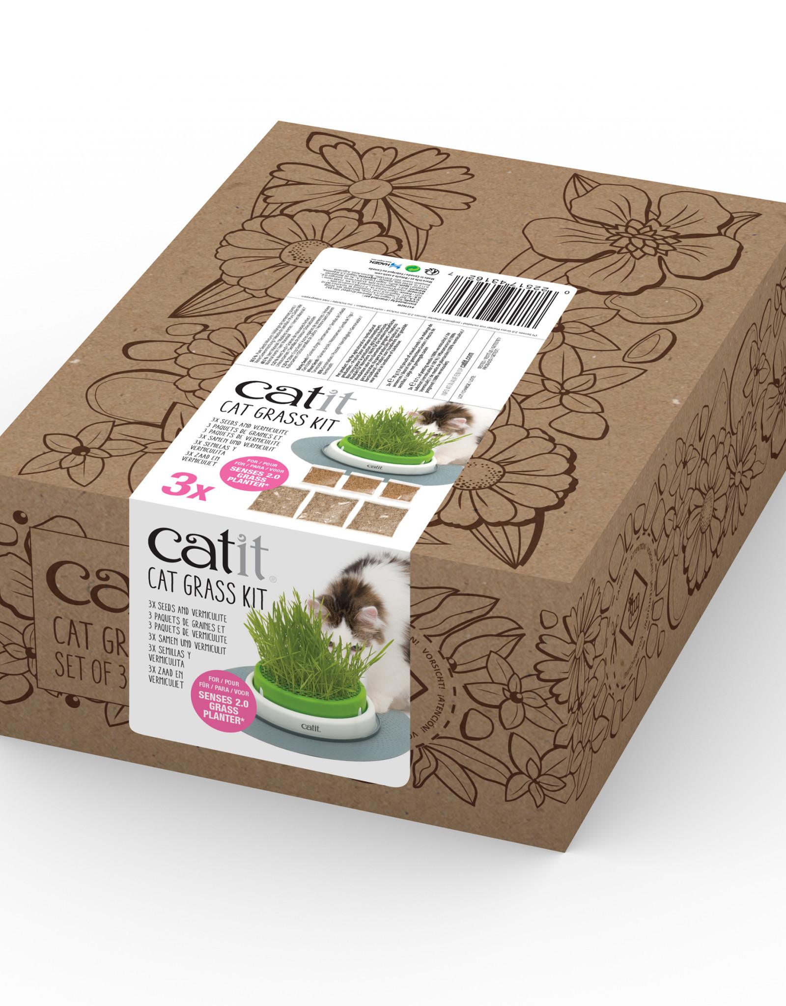 Hagen Catit Senses 2.0 grass planter kit