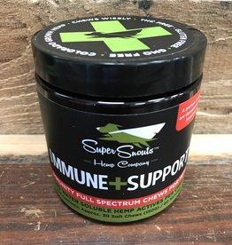 SUPER SNOUT HEMP DOG FULL SPECTRUM CBD CHEW Immune 30ct