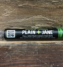 Super Snout Hemp Company  CBD Chew Plain Jane 6 COUNT
