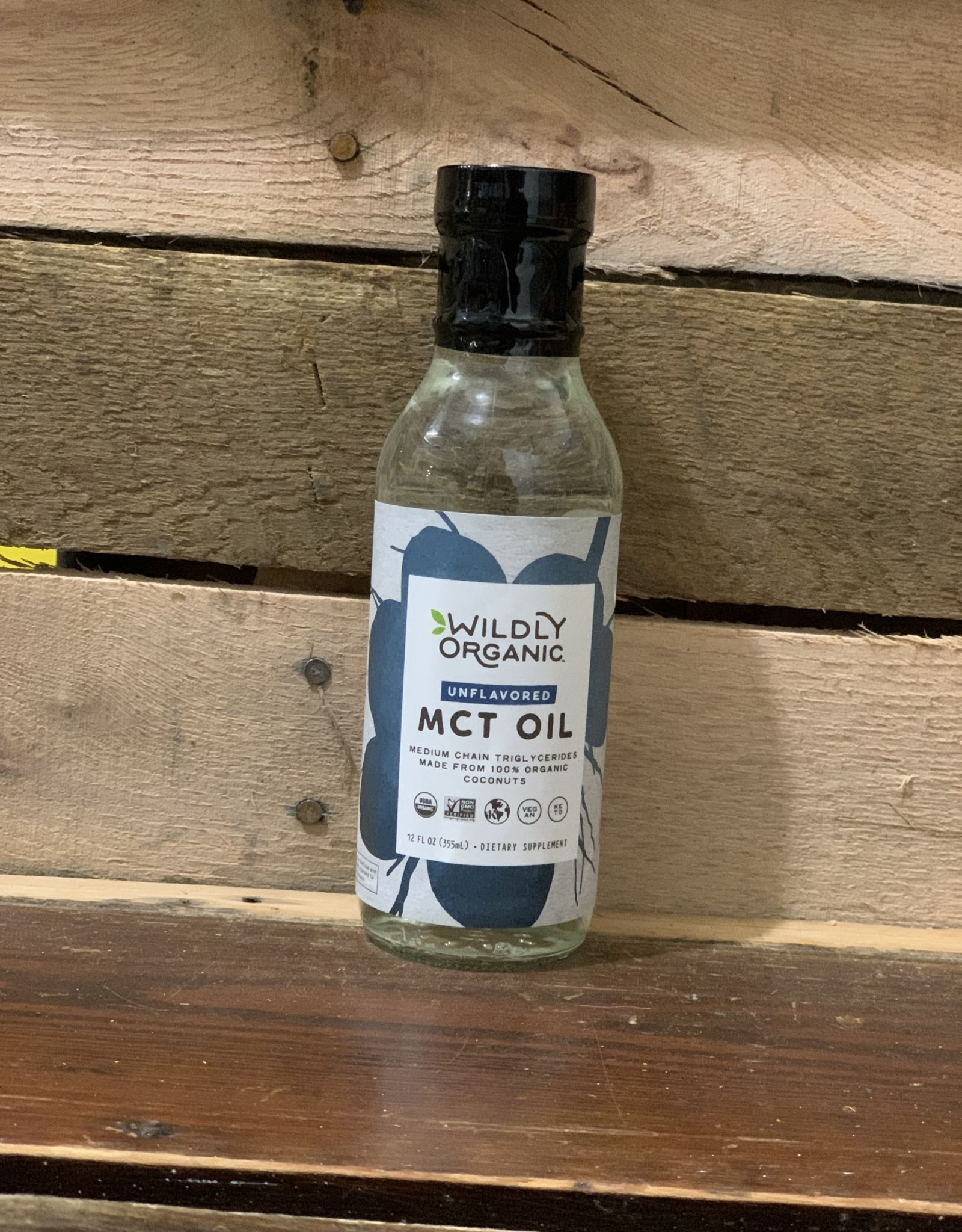 wildly organic MCT oil 14oz