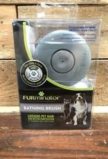 FURminator Bathing Brush Dog Cat