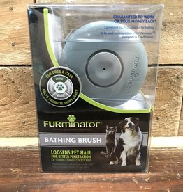 FURminator Bathing Brush Dog Cat