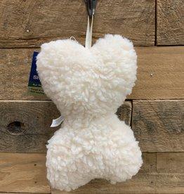 Petsafe Sheepskin Bone Small