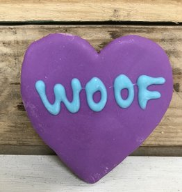 Pawsitively Bakery Dog Cookie Conversation Hearts