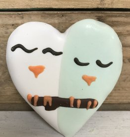 Pawsitively Bakery Dog Cookie Love Birds