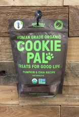Cookie Pal Cookie Pal Pumpkin & Chia Biscuits 10oz.