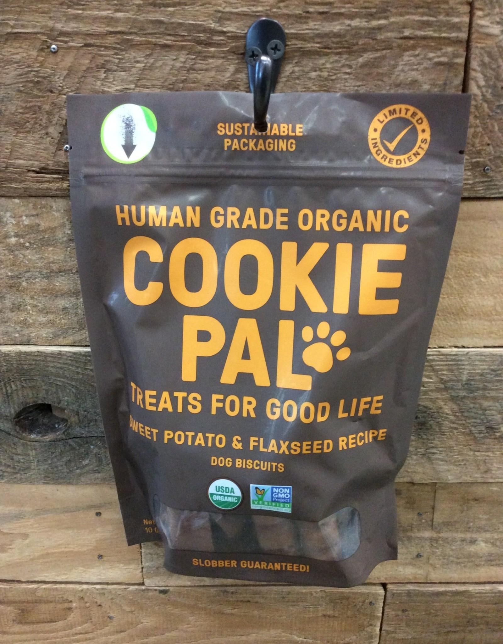 Cookie Pal Cookie Pal Sweet Potato & Flaxseed Biscuits 10oz.