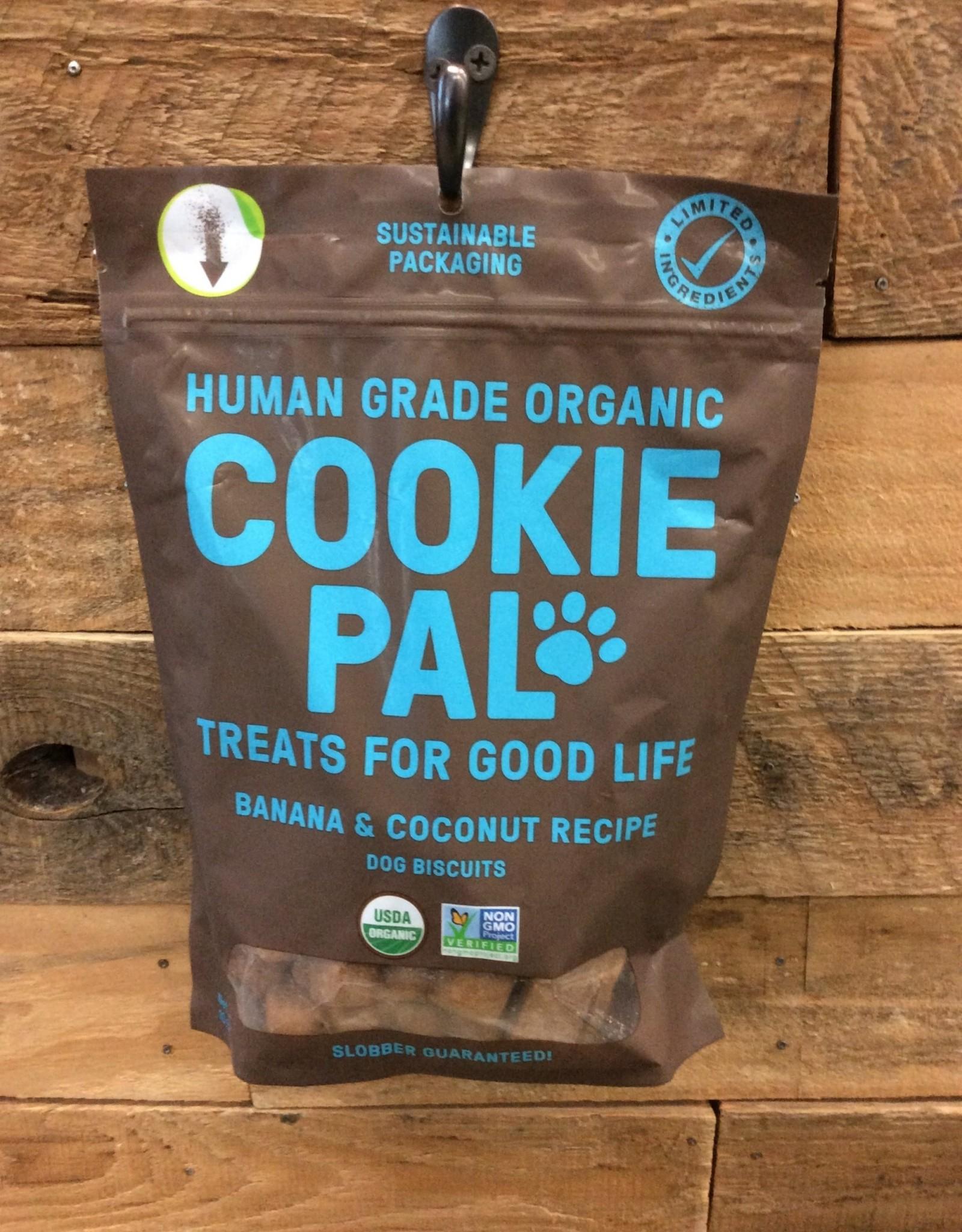 Cookie Pal Cookie Pal Banana & Coconut Biscuits 10oz.