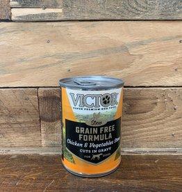 Victor Pet food victor canned dog chick/veg 13oz