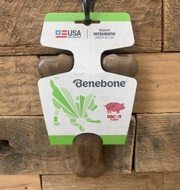 Benebone Benebone Regular Bacon Y  Made in USA