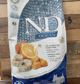 Farmina N&D Ocean pumpkin mini fish dog 15.4#