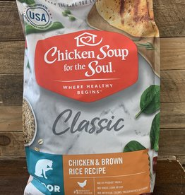 Chicken Soup for the Soul Chicken Soup Cat Hairball Indoor 13.5#