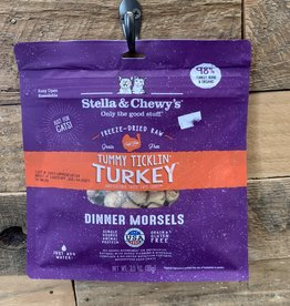 Stella & Chewy's FD Tummy Ticklin' Turkey Dinner Cat 3.5oz