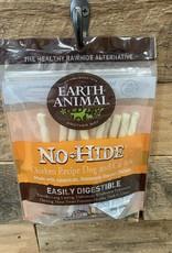 EARTH ANIMAL DOG NO HIDE 10pk stix CHICKEN
