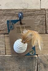 Hagen - Catit Hagen Catit Eco Cat Toy, Seagrass Ball
