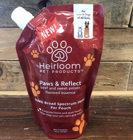 Heirloom Pet CBD Bone Broth - Beef & Sweet Potato