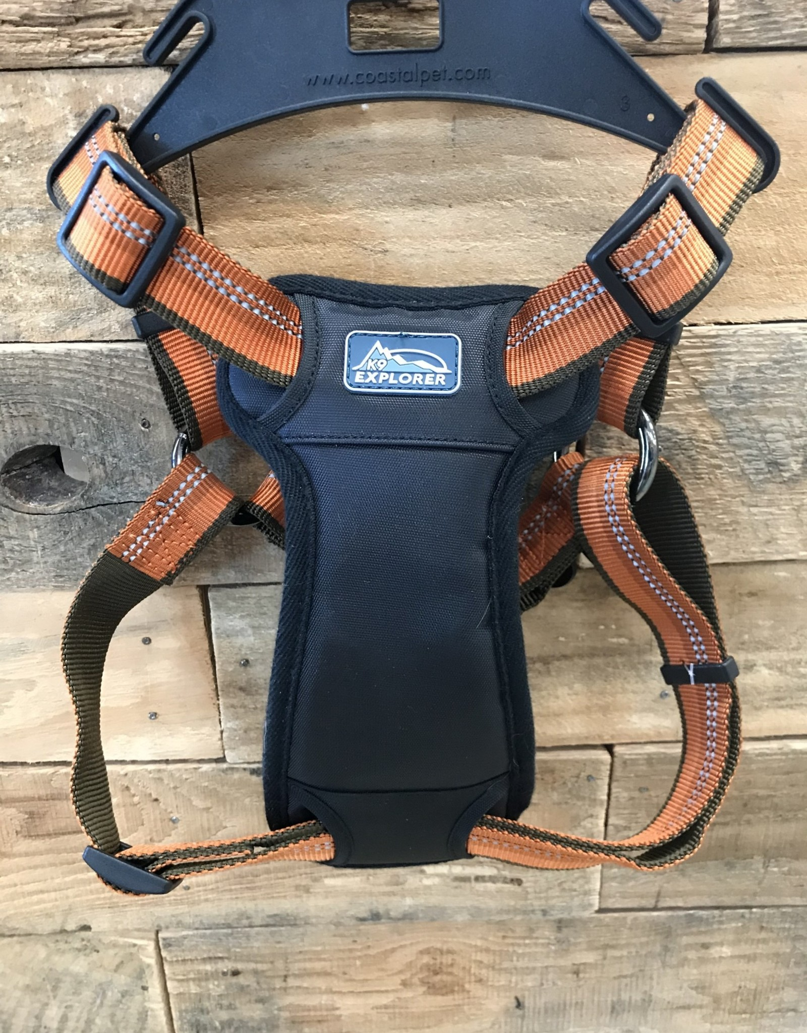 Coastal Pet Products Coastal K9 Explorer Orange Harnesses