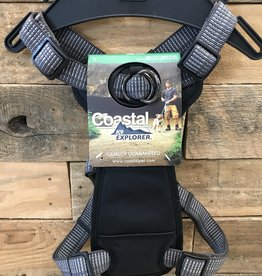 Coastal Pet Products Coastal K9 Explorer Brights Reflective Front Harnesses - Mountain