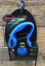 FLEXI New Classic 10 FT. Tape XS Blue, 26 LBS.