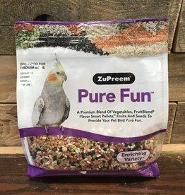 zupreem pure fun for med birds