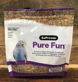 zupreem pure fun for small birds