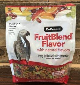 Zupreem 3.5# Fruitblend parrot/conure
