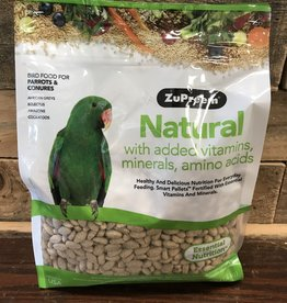 Zupreem Parrot/Conure Natural 3#