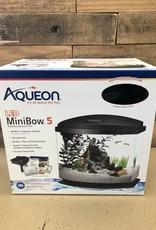 Aqueon Aqueon . Aqueon Kit Mini Bow LED - Black 5 ga