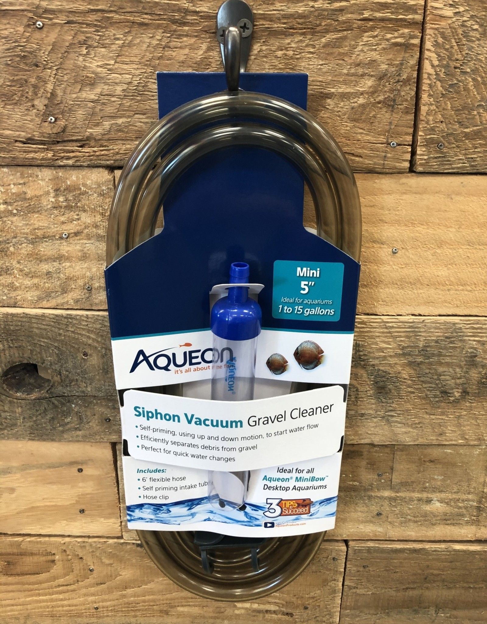 Aqueon Aqueon Siphon Vacuum Gravel Cleaner 5 Mini