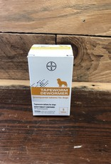 Bayer Bayer tapeworm 5ct dog
