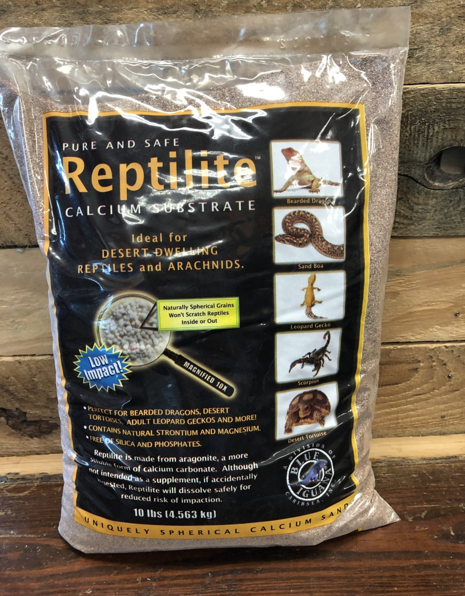 Caribsea Caribsea Reptile Sand - Bajatan 10 lb.