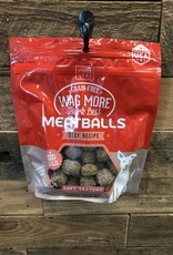 Cloud Star Cloud Star Wag More 14oz Meatball Beef
