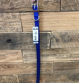 "Coastal Pet Products Coastal Nylon Collar - Blue 3/4 x 18"""
