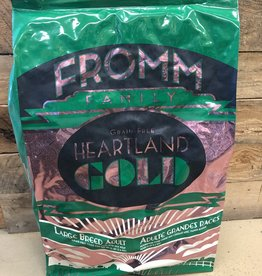 Fromm Family Foods Fromm Gold Heartland GF Large Breed - 3 sizes Dog