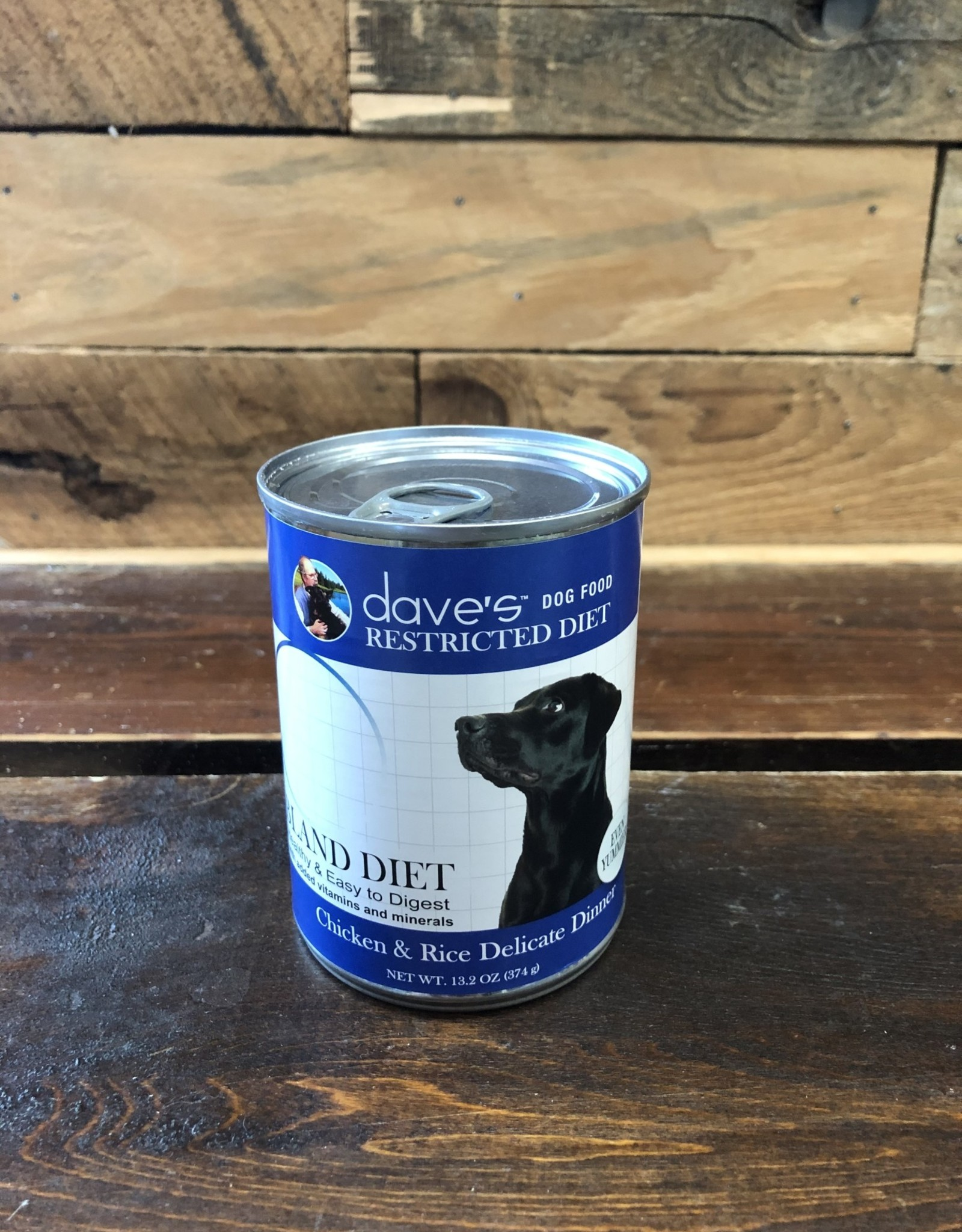 Daves Pet Food Daves Restricted Diet Bland Chicken Dog 13oz