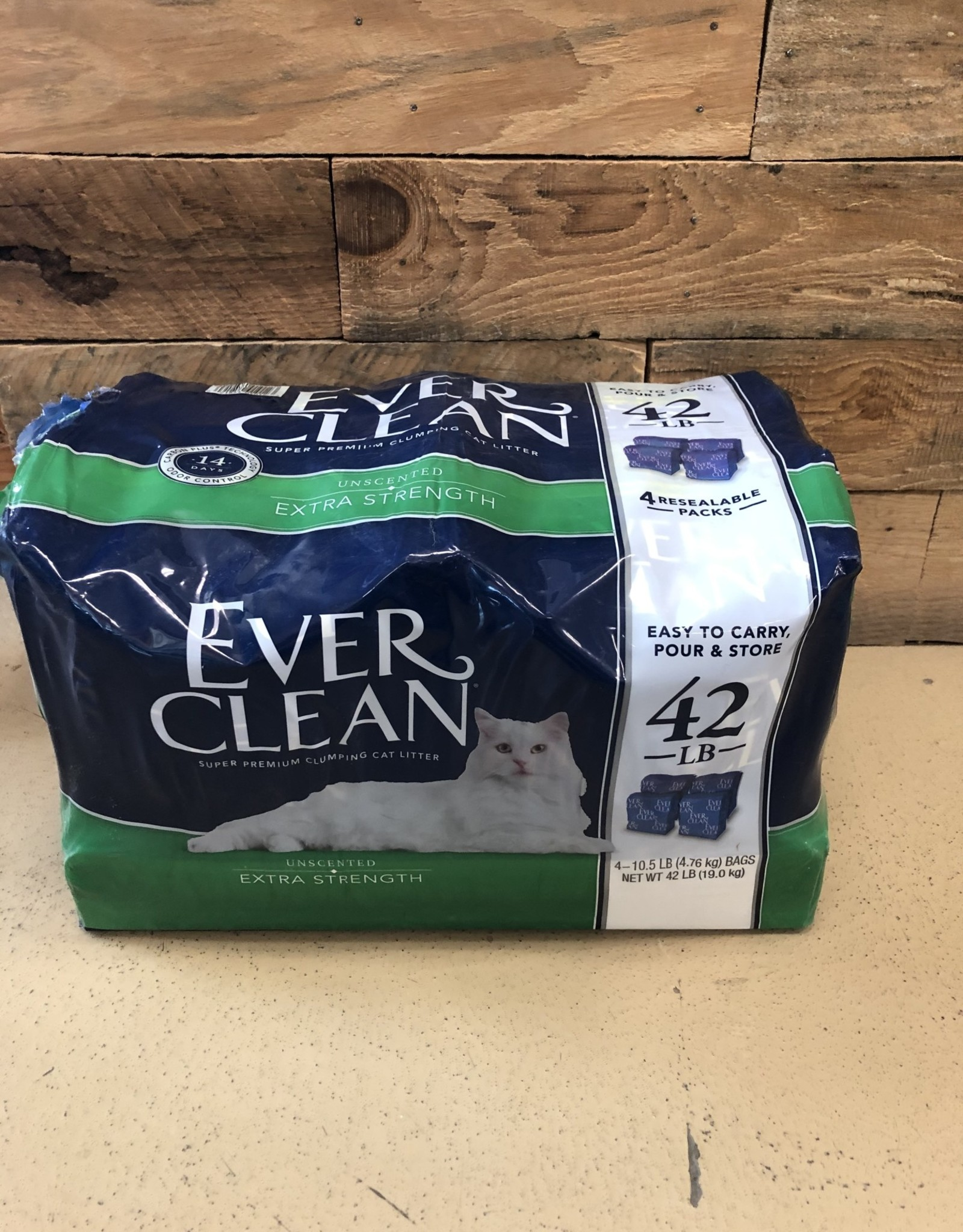 Ever Clean Extra Strength Unscented 42#
