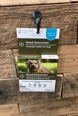 Bayer Bayer Quad Dewormer 26-60#  2ct